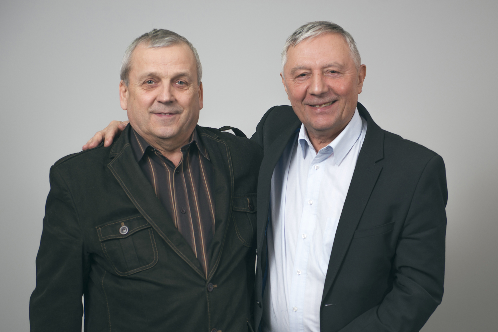 Zalozyciele firmy Szagru / S plastic